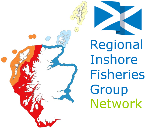 Scottish Regional Ishore Fisheries Group Logo